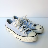 Converse All Star Lace-up Low-top Canvas Tennis Shoes 5 NWOB