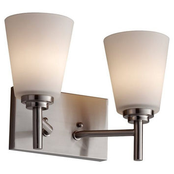 Murray Feiss Regan 2-Lt Vanity Light - VS25002-BS