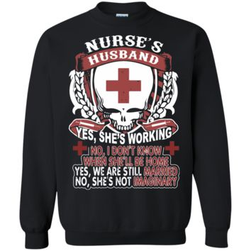 nurse's husband - nursing T-Shirt