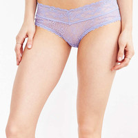 Out From Under Cara Mixed Lace Cheeky Hipster - Urban Outfitters
