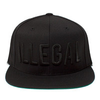 BLACK SCALE X FOOLS GOLD ILLEGAL HAT | VFILES