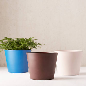 "Brighton 6"" Painted Planter 