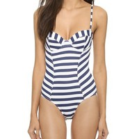 OndadeMar Nautical Spring One Piece Swimsuit