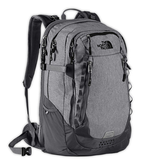 Router Backpack: ROUTER Transit BACKPACK From The North Face