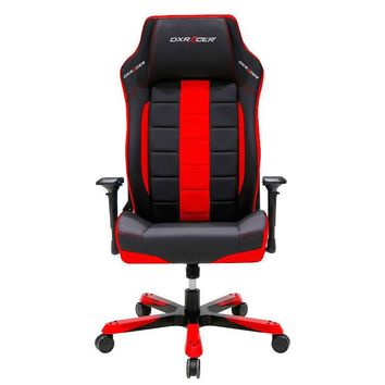 DXRacer OH/BF120/NR Black & Red Bosss Series Gaming Chair