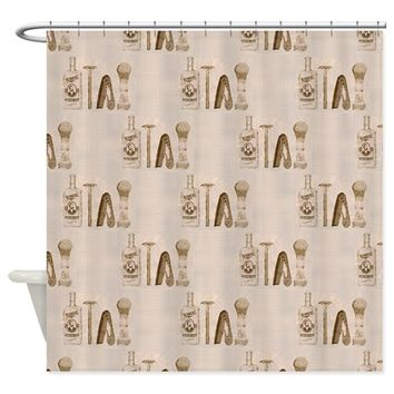 Mens Shower Curtains