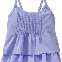 Old Navy Tiered Ruffle Tops For Baby
