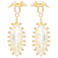 One-Of-A-Kind Expansion Earrings | Moda Operandi