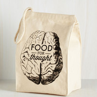 Nifty Nerd Power Hour Lunch Bag by ModCloth