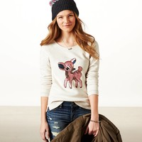 AE CUTE ANIMAL SWEATSHIRT