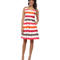 Nine West Retro Stripes Dress