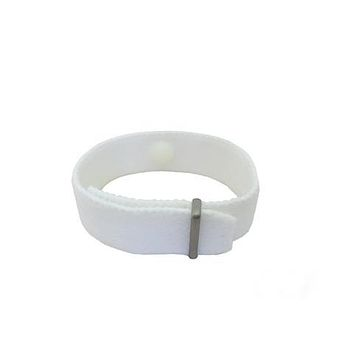 Insomnia/Anxiety Relief Bracelet (single band) White