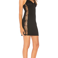 by the way. Jeannie Lace Bodycon Dress in Black | REVOLVE