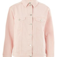 PETITE Elbow Ripped Jacket