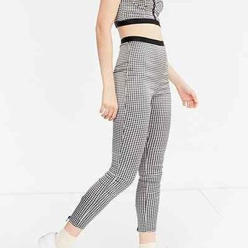 Cooperative Cherriane Gingham Bustier Top - Urban Outfitters