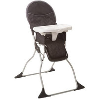 Cosco Simple Fold Deluxe High Chair - Black Arrows - HC227DFL
