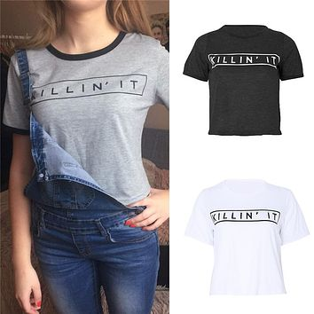 Killin' It - Women's T-shirt