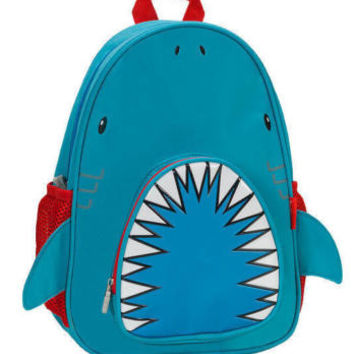 Rockland Kids Shark Backpack School Bag