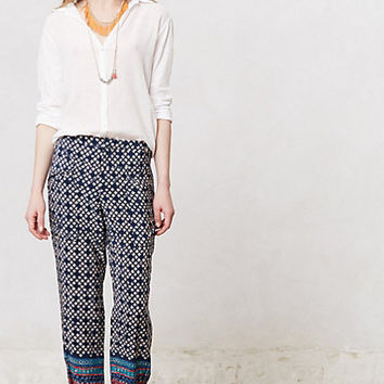 Tapered Starflower Pants