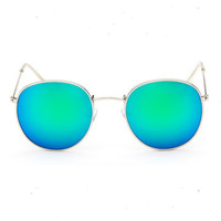 Parker Sunglasses (Blues)