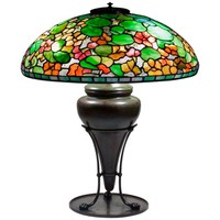 Tiffany Studios 'Nasturtium' Table Lamp