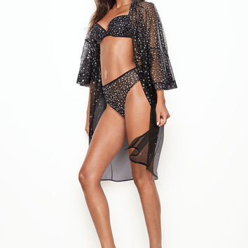 Embroidered Stars Kimono - Dream Angels - Victoria's Secret