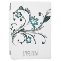 Carpe Diem iPad Cover