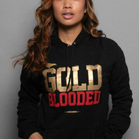 Adapt The Gold Blooded Hoody : Karmaloop.com - Global Concrete Culture
