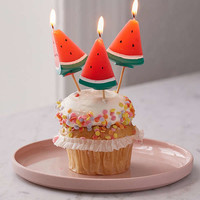Sunnylife Watermelon Party Candle Set | Urban Outfitters