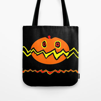 Citrouille 02 Tote Bag by Zia