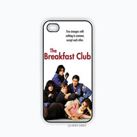 The Breakfast Club - iPhone 5 Case, iPhone 4 Case, iPhone 4s Case