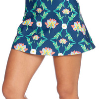 LOTUS WEAVE A-LINE SKIRT - LIMITED