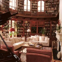 Looking for Shelter / Truly Grand Home Libraries, page 3