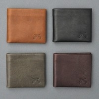 Supermarket: VINTAGE BI-FOLD WALLET from maxx&unicorn co. No.43