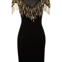 Women's Biba Flame Sequin Mini Dress - Compare prices and reviews