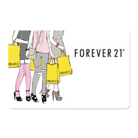 Gift Cards - Forever 21