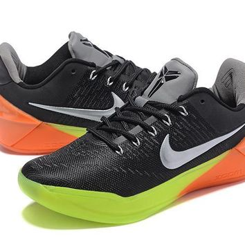 Nike Men's Kobe A.d. Ep Black/gray Basketball Shoe Size Us7 12 | Best Deal Online