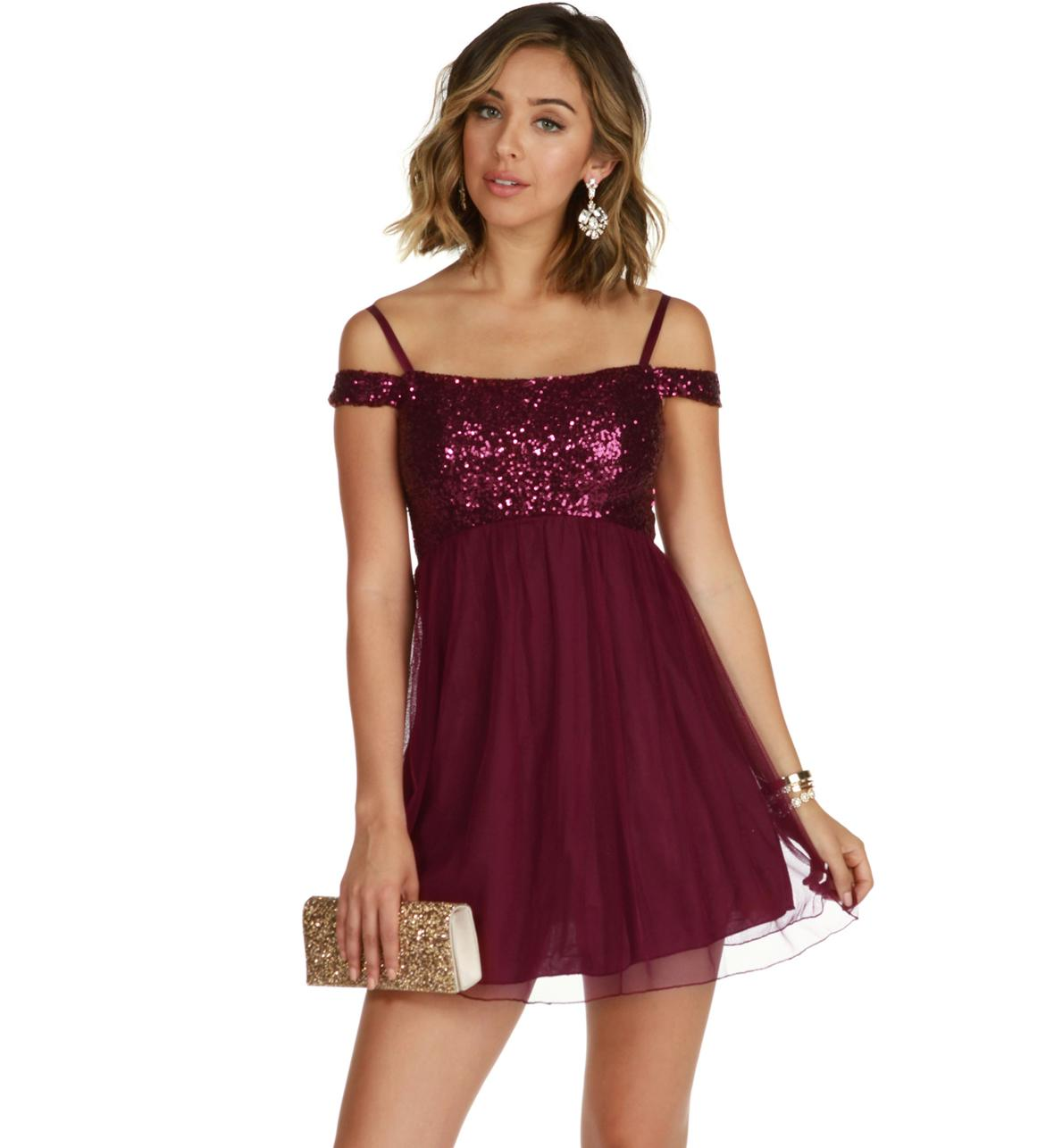 Best Store To Buy Home Decor Kassie Burgundy Homecoming Dress From Windsor Hc Wf Prom