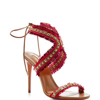 Latin Lover Leather Sandals