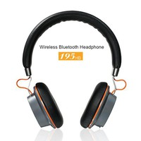 Remax 195HB Wireless Headphones Bluetooth 4.1 Stereo Hands Free Headset over-ear headphone with mic for Iphone 7 Samsung Xiaomi