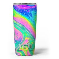 Neon Color Fushion V3 Yeti Rambler Skin Kit