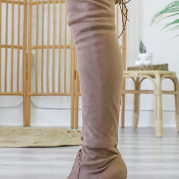 Pauletta Over The Knee Boots