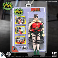 Robin Heroes in Peril Batman Classic TV Series Series 1 Action Figure