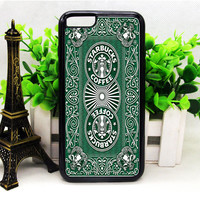 STARBUCKS LOGO CARD IPHONE 6 | 6 PLUS | 6S | 6S PLUS CASES