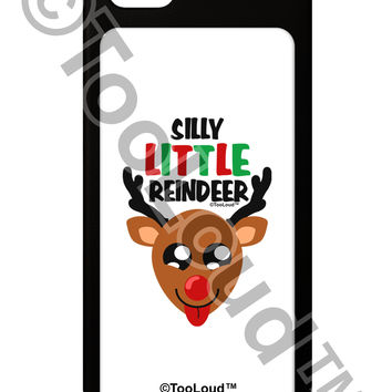Silly Little Reindeer Matching Deer iPhone 5 / 5S Grip Case