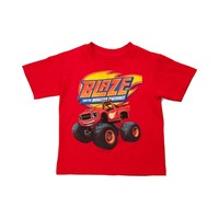 Boys Toddler Blaze and the Monster Machines Tee