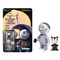 Funko Super 7 - Nightmare Before Christmas ReAction Figure - BARREL (Pre-order Ships August): BBToyStore.com - Toys, Plush, Trading Cards, Action Figures & Games online retail store shop sale
