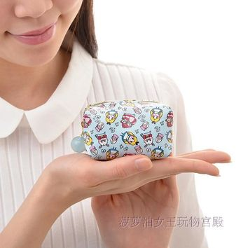 Japan Alice In Wonderland Mini Doodle Wallet Purse Small Bag Toy Birthday Gift Collection