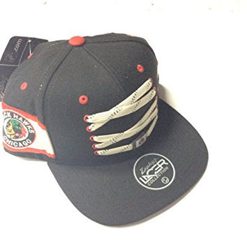 Chicago Blackhawks Zephyr Vintage Snapback Hat