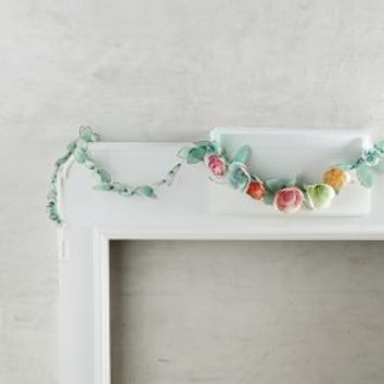 Lyndie Dourthe Vinebud Garland in Multi Size: One Size Holiday